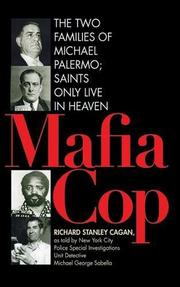 MAFIA COP by Richard Stanley Cagan