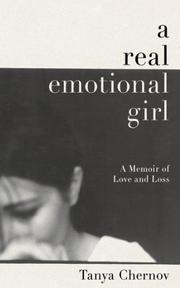 A REAL EMOTIONAL GIRL by Tanya Chernov