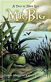 MR. BIG by Matt Dembicki