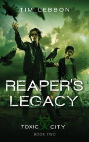 Cover art for REAPER'S LEGACY