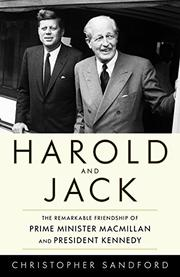 HAROLD AND JACK by Christopher Sandford