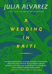 A WEDDING IN HAITI by Julia Alvarez