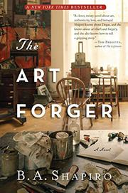 THE ART FORGER by B.A. Shapiro