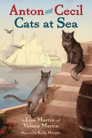 CATS AT SEA by Lisa Martin