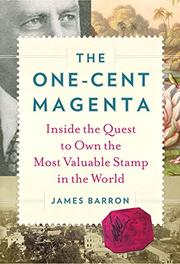 THE ONE-CENT MAGENTA by James Barron