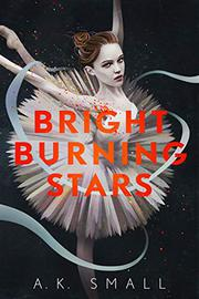BRIGHT BURNING STARS by A.K. Small