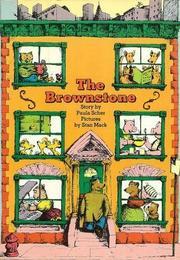 THE BROWNSTONE by Paula Scher