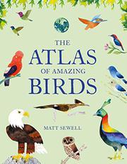 THE ATLAS OF AMAZING BIRDS by Matt Sewell