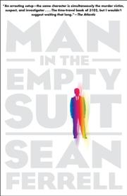 Book Cover for MAN IN THE EMPTY SUIT
