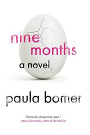 Cover art for NINE MONTHS