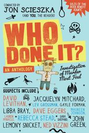 Book Cover for WHO DONE IT?