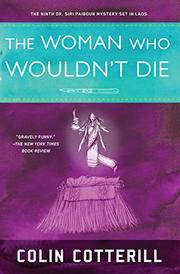 Book Cover for THE WOMAN WHO WOULDN'T DIE