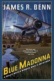 BLUE MADONNA  by James R. Benn