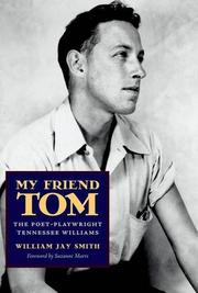 MY FRIEND TOM by William Jay Smith