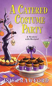 A CATERED COSTUME PARTY by Isis Crawford