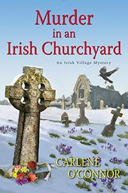 MURDER IN AN IRISH CHURCHYARD  by Carlene O'Connor