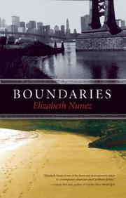 BOUNDARIES by Elizabeth Nunez