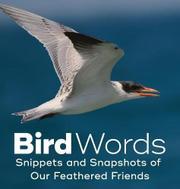 BIRD WORDS by John Yunker