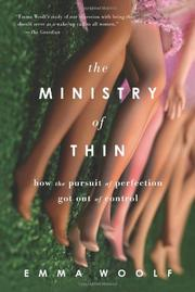 THE MINISTRY OF THIN by Emma Woolf