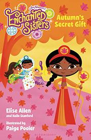 AUTUMN'S SECRET GIFT by Elise Allen