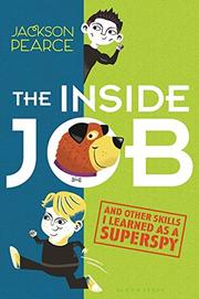 THE INSIDE JOB by Jackson Pearce