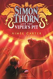 SIMON THORN AND THE VIPER'S PIT by Aimée Carter