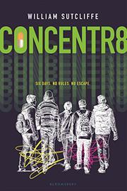 CONCENTR8 by William  Sutcliffe