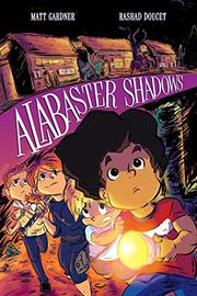 ALABASTER SHADOWS by Matt Gardner
