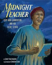 MIDNIGHT TEACHER by Janet Halfmann