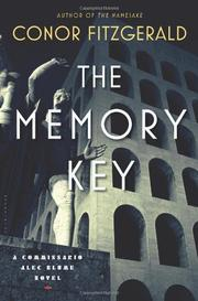 THE MEMORY KEY by Conor Fitzgerald