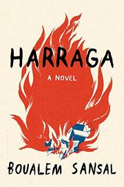 HARRAGA by Boualem Sansal