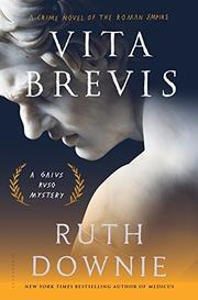 VITA BREVIS by Ruth Downie