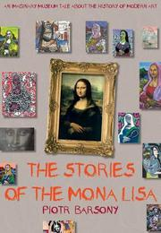 Book Cover for THE STORIES OF THE MONA LISA