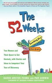 THE 52 WEEKS by Karen Amster-Young