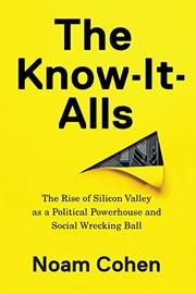 THE KNOW-IT-ALLS by Noam  Cohen