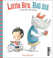 LITTLE BRO, BIG SIS by Rocio Bonilla
