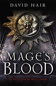 MAGE'S BLOOD by David Hair