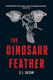 THE DINOSAUR FEATHER by S.J. Gazan