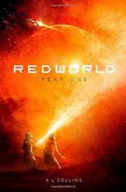 REDWORLD by A.L. Collins