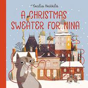 A CHRISTMAS SWEATER FOR NINA by Cecilia Heikkilä