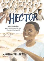 HECTOR by Adrienne Wright