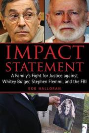 IMPACT STATEMENT by Bob Halloran