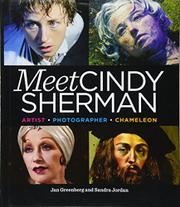MEET CINDY SHERMAN by Jan Greenberg