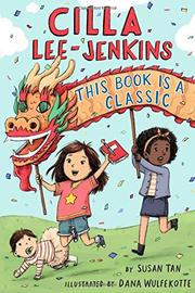CILLA LEE-JENKINS by Susan Tan