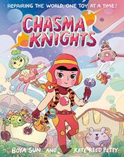 CHASMA KNIGHTS by Boya  Sun