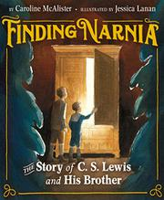 FINDING NARNIA by Caroline McAlister