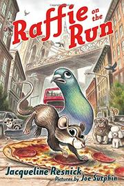 RAFFIE ON THE RUN by Jacqueline Resnick