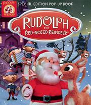 RUDOLPH THE RED-NOSED REINDEER POP-UP BOOK by Lisa Marsoli