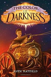 THE COLOR OF DARKNESS by Ruth Hatfield