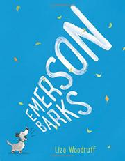 EMERSON BARKS by Liza Woodruff